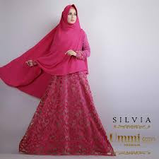 Model Baju Muslim Syar'i Modern Masa Kini