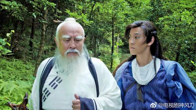 Dagger Mastery Qin Junjie