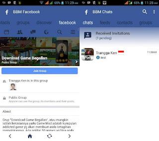 Download BBM FBUI (Clone) v3.3.4.48 apk Terbaru