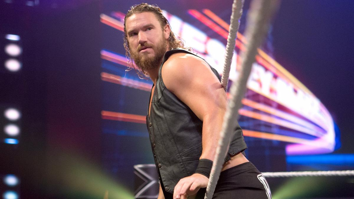 Wesley Blake nunca teve a chance de falar com Vince McMahon