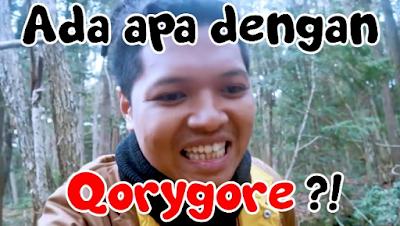 Youtuber Indonesia Qorygore Dikecam Warganet