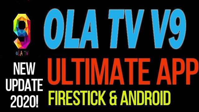 تحميل تطبيق OLA V9 لمشاهدة قنوات العالم المختلفة على هاتفك الاندرويد اخر اصدار