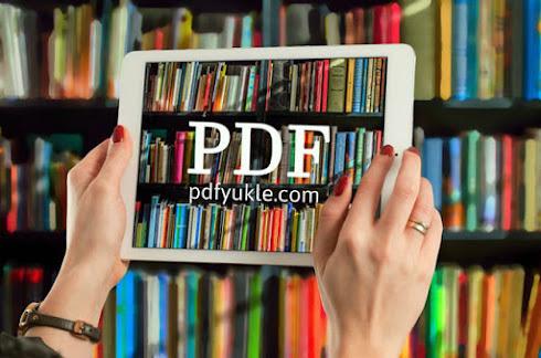 PDF kitablar yukle