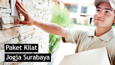 Paket Kilat Jogja Surabaya
