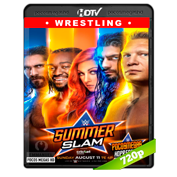 WWE Summer Slam (2019) HDTV 720p Latino Ingles
