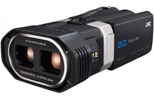 servizio riprese videocamera 3d