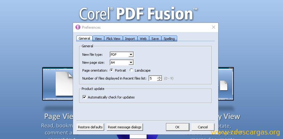 Corel PDF Fusion Full