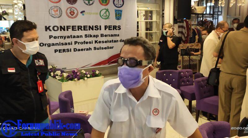 Siswanto Wahab Angkat Bicara Terkait Penanganan Covid 19 Di Makassar