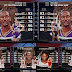 NBA 2K21 3 Retro Team Mural by LeBron Xu