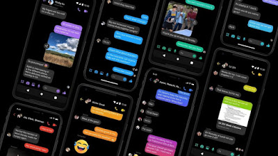 Facebook Dark Mode How to Enable Night Mode on Facebook Messenger