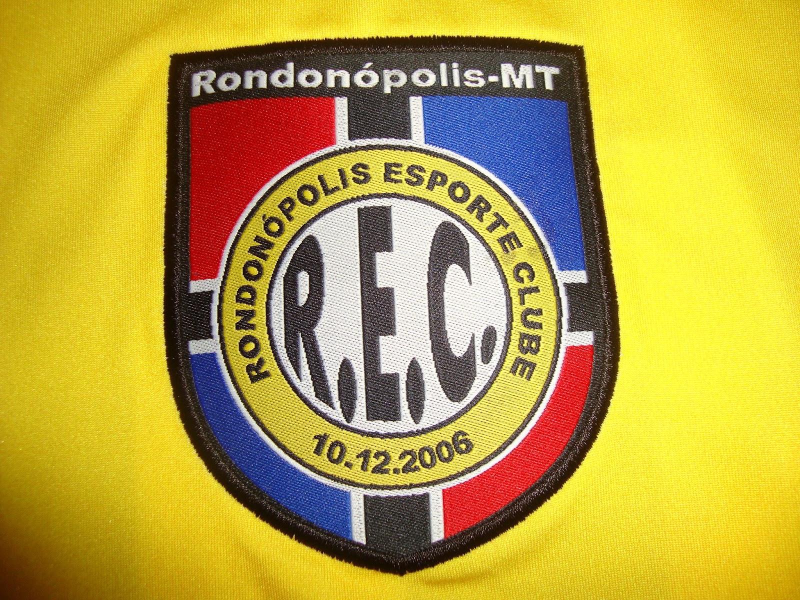 Rondonópolis Esporte Clube (MT) - Show de Camisas 41fcf4bd55189