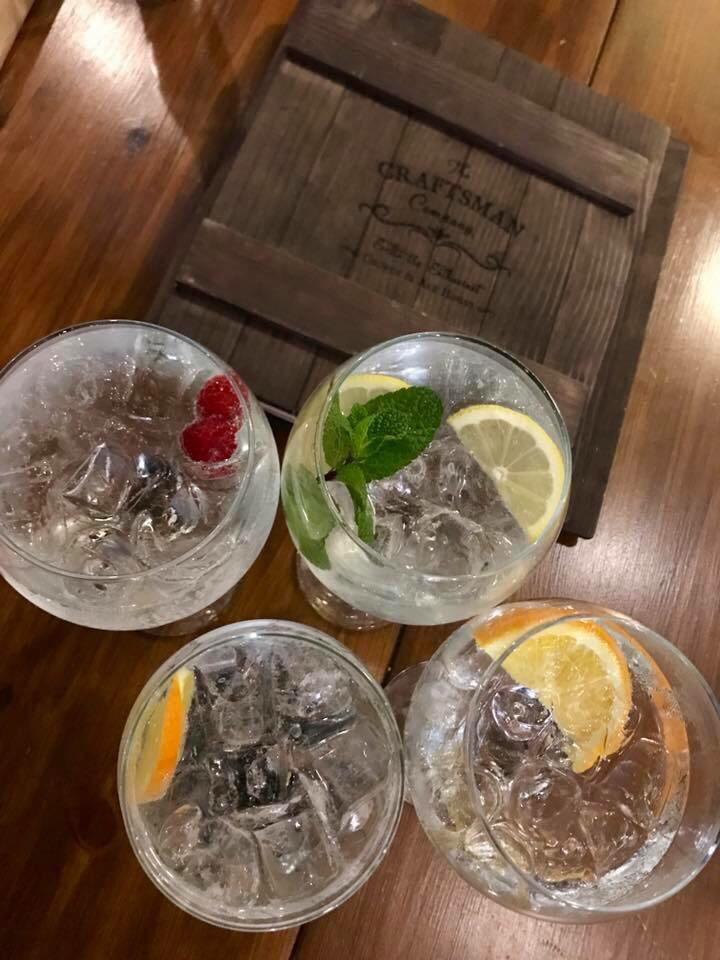 The Craftsman Company Aberdeen - Gin