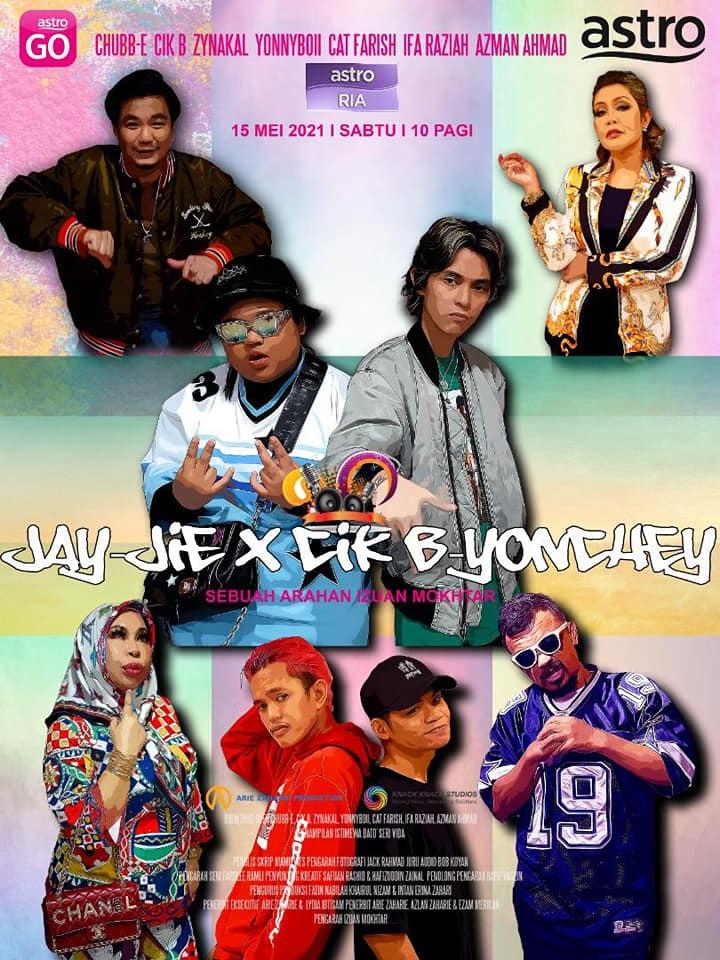 Jay-Jie X Cik B-Yonchey