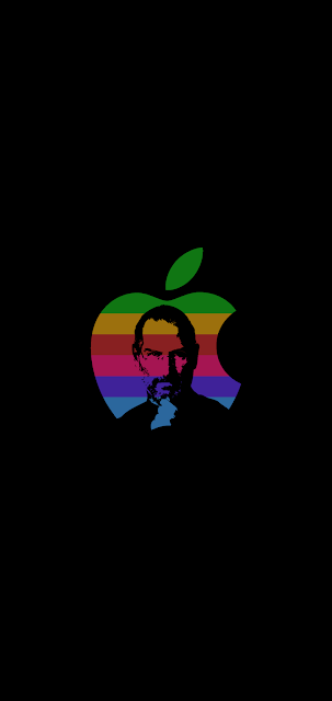 steve-jobs-inside-apple-colored-logo-symbol