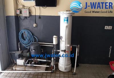 Pemasangan Filter Air Di Puri Jimbaran Surabaya