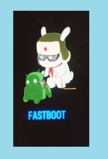 Berhasil Masuk Fastboot Xiaomi Untuk Pasang TWRP