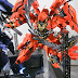 "MG 1/100 Sinanju Ver. Ka ""Bahamut"" - Custom Build"