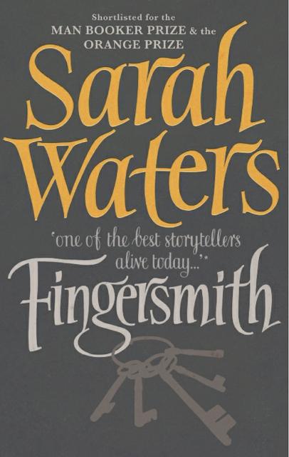 Sarah Waters - Fingersmith -kirjan kansi