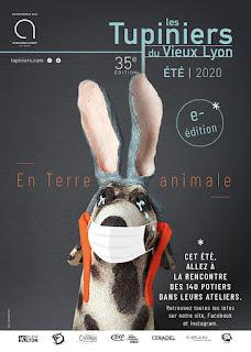 Pili-Pok design ceramique aux Tupiniers de Lyon