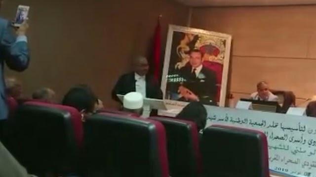 مداخلة السيد ازازار مصطفى يوم عيد الشهيد ،8 نونبر 2019