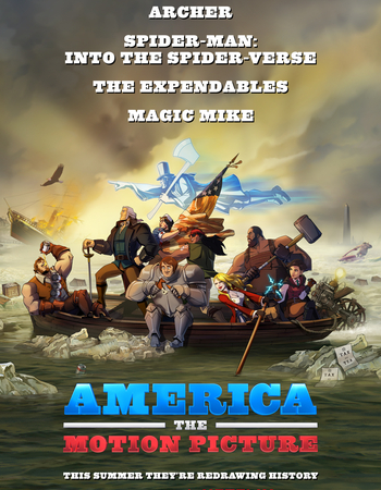 America The Motion Picture (2021) Hindi Dubbed Movie Review: Plot, Cast, And More