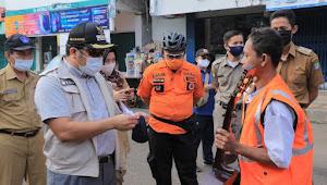 Pemkot Tangerang Gencarkan Pantauan Kepada Masyarakat Terkait Covid-19