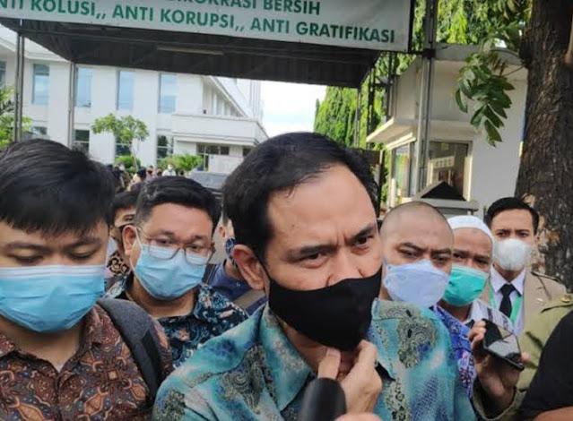 Atribut FP1 jadi Barbuk, Munarman: Ini Operasi Menteroriskan FP1 Supaya Pembunuhan Diwajarkan