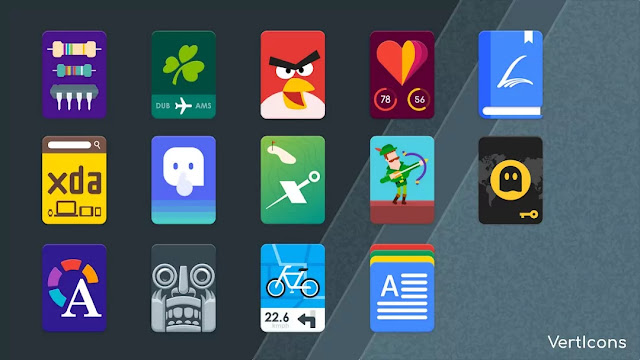 verticons icon pack apk free download