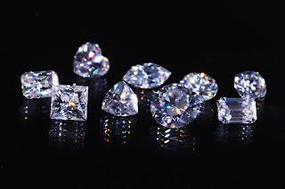 Vệ sinh kim cương đúng cách