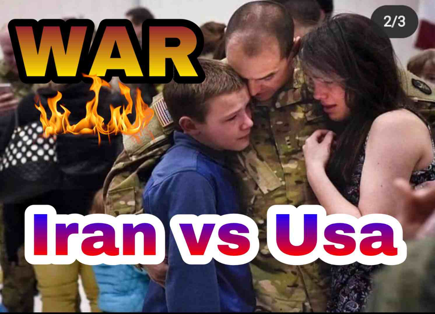 Iran attack on usa, iran vs usa, iran vs usa fight
