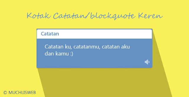 Kotak Catatan/blockquote