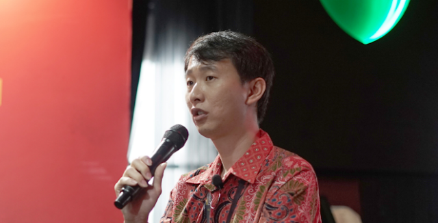 Oscar Darmawan, Indodax's Chief Executive Officer