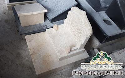 Model Batu Nisan Minimalis, Batu Nisan Kotak, Harga Batu Nisan Makam