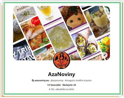 AzaNoviny na Pinterest