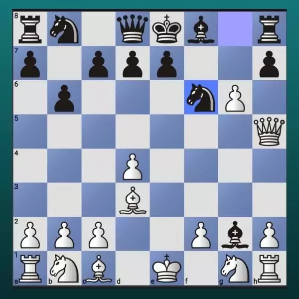 How To Win In Chess In 2 Moves, Fool's Mate