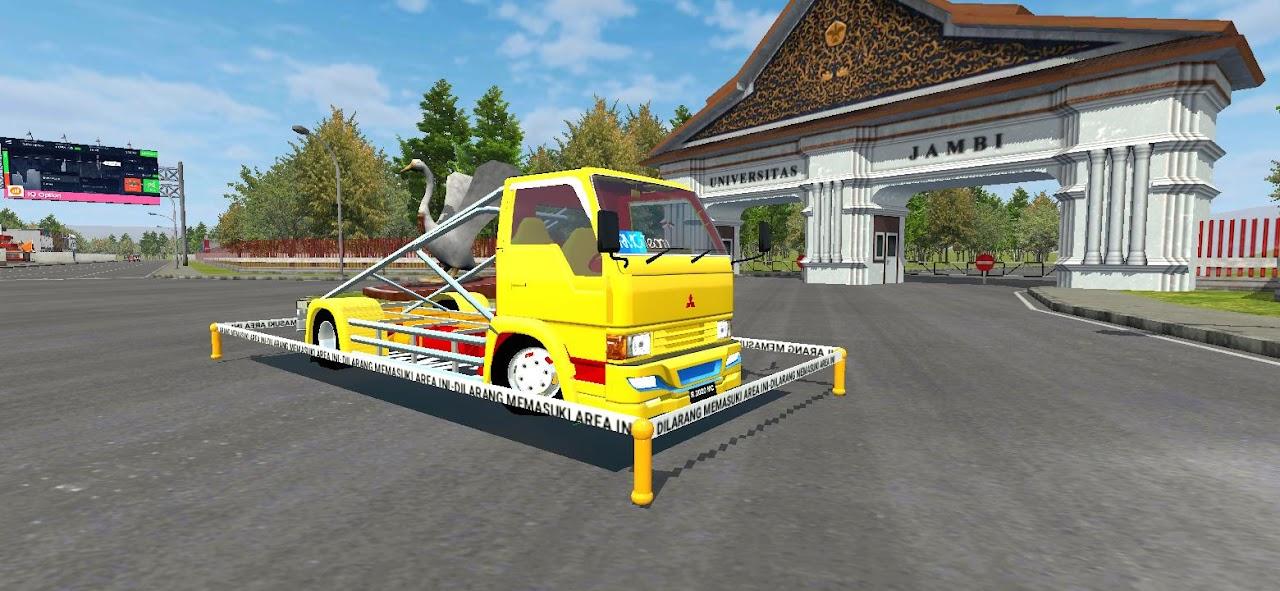 Ragasa Thailook Truck Mod BUSSID, Ragasa Thailook Mod BUSSID, Truck Ragasa Thailook BUSSID, Mod Ragasa Thailook BUSSID, RMC Creation, SGCArena