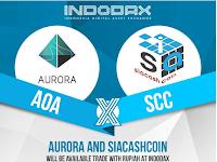SiaCashCoin (SCC) Resmi Listing Di INDODAX, Buruan Beli Jangan Sampai ketinggalan Momentum!!!