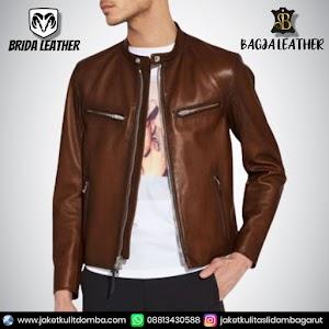 WA 08813430588 | Jual Jaket Kulit Asli Domba dan Sapi di Bandung Barat