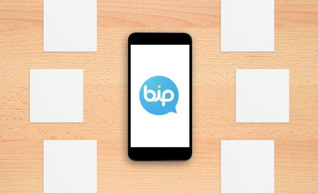 BiP Aplikasi Turki