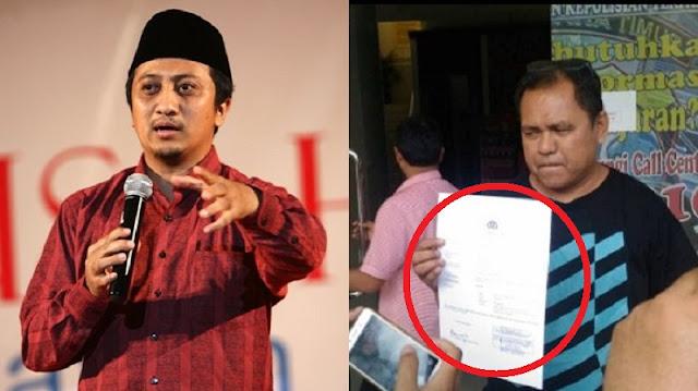 Ustadz Yusuf Mansur Dilaporkan ke Polda Jatim, Reaksinya Sungguh Tak Terduga !!