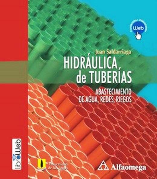 libro hidraulica de tuberias juan saldarriaga pdf gratis