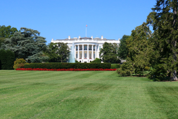 Ein Ausflug nach Washington D.C.und noch ein paar Tage in New York | The White House Kitchen Garden