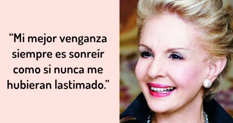 Naturalizate Ya Veinte Frases De Carolina Herrera Que Harán