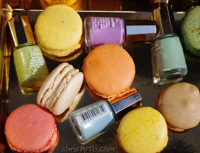 Mavala Delicious Nail Polish Collection for Spring 2012