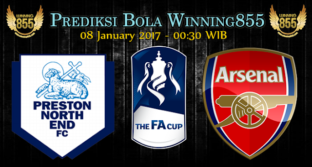 Prediksi Skor Preston North End vs Arsenal