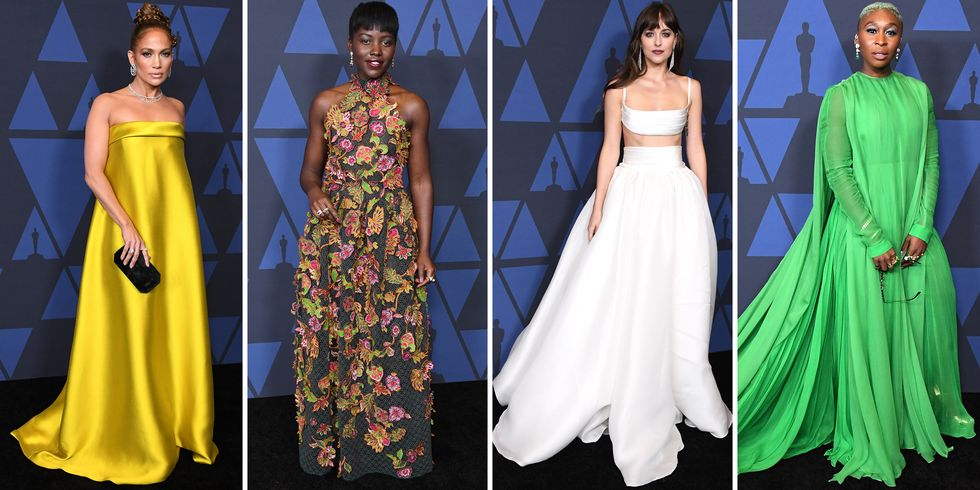 All the Best Red Carpet Looks at the 2019 Governors Awards