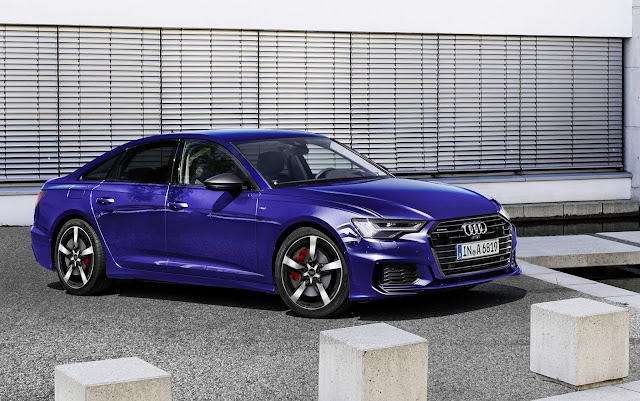 Audi A6 55 TFSIe quattro: versão híbrida plug-in p/ Europa