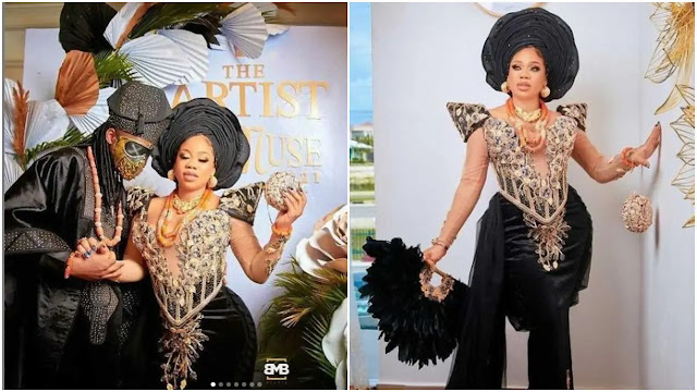My life is my business and I'm not one of those that die in silence– Toyin Lawani reacts back over her marriage to her Photographer