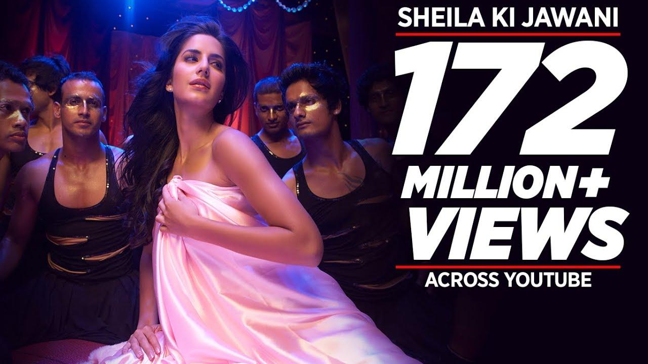 Sheila Ki Jawani Lyrics Tees Maar Khan Katrina Kaif