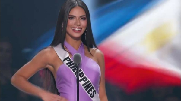 Miss Philippines Gazini Ganados thanked all the Filipino fans